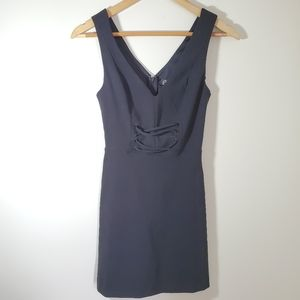 TopShop Sleeveless Black Dress/  Size XS or 0